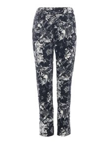 Twill Loose Trousers