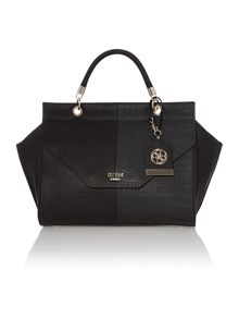 Ashling black tote bag