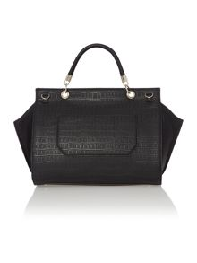 Guess Ashling black tote bag