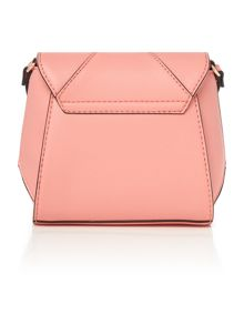 Gigi pink small crossbody bag