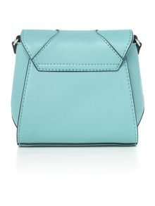Gigi blue small crossbody bag