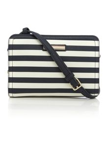 Tommy Hilfiger Honey stripe crossbody bag