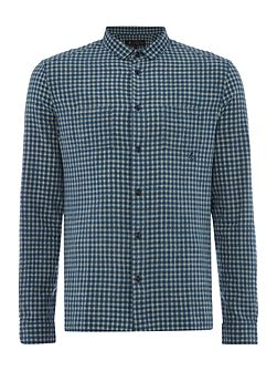 Housten Small Check Shirt