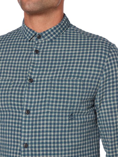 Label Lab Housten Small Check Shirt