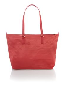 Tommy Hilfiger Poppy pink tote bag