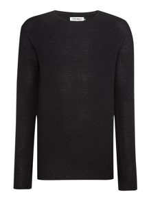 Jack & Jones Textured Crew Neck Jumper