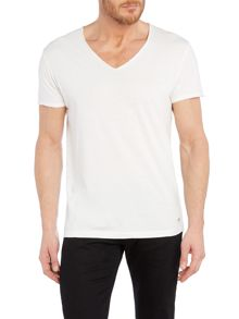 Jack & Jones Wolf V-neck Short Sleeve T-shirt