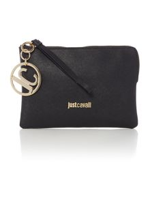 Just Cavalli Black mini pouch