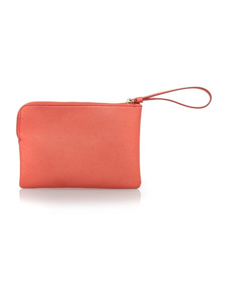 Just Cavalli Red mini pouchette