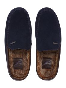 Maddoxx Suede Slippers