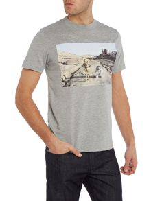 Jack & Jones Star Wars Trooper Short Sleeve Graphic T-Shirt