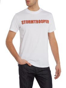 Jack & Jones Star Wars Stormtrooper Short Sleeve Crew T-Shirt