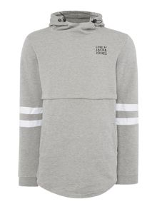 Jack & Jones Layered Tonal Logo Sweatshirt