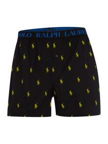 Ralph lauren pony trunk