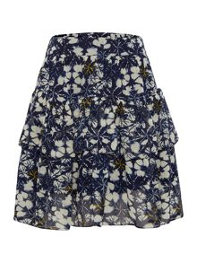 Linea Weekend Batik printed skirt