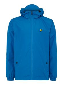Lyle and Scott Zip-Through Hooded Jacket