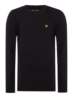 Crew Neck Merino Mix Jumper