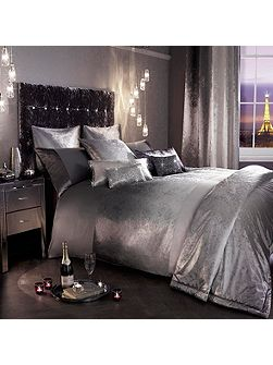 Kylie Minogue Ombre Slate Square Pillowcase