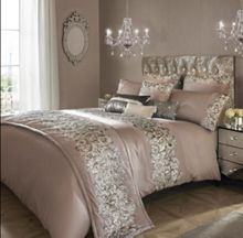 Kylie Minogue Petra bed linen range