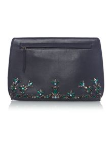 Dickins & Jones AJ gem clutch bag