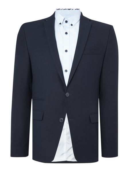 Selected Homme Buffalo Ray Navy Blazer