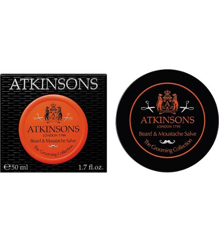 Atkinsons Beard & Moustache Salve 50ml