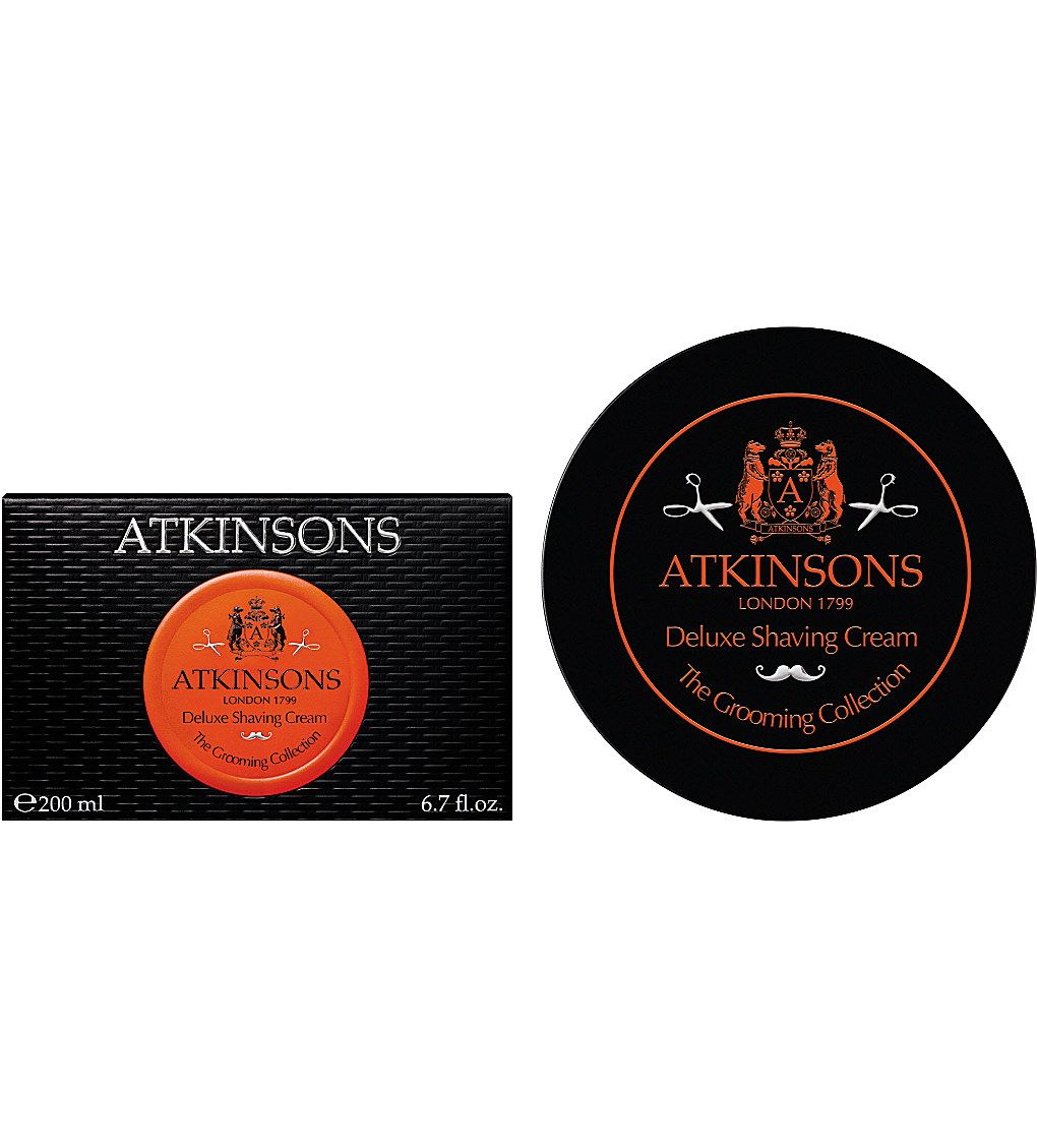 Atkinsons Atkinsons Deluxe Shaving Cream 200ml