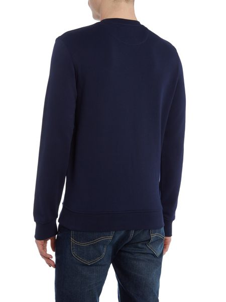 Lyle and Scott Crew Neck Sweatshirt