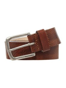 Thiery Tumbled Leather Belt