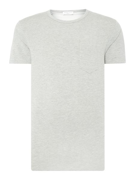 Selected Homme Soul Open-Neck Tee