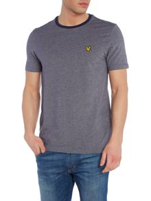 Lyle and Scott Twill Look Short Sleeve T-shirt