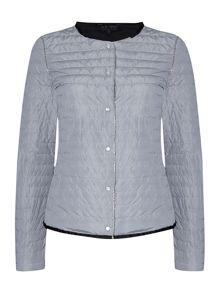 Armani Jeans Short padded jacket