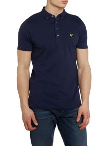 Lyle and Scott Jersey Short Sleeve Polo