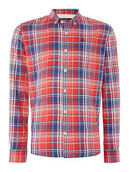 Todd Long Sleeve Check shirt