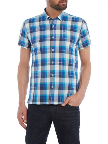 Duck and Cover Rebelo ss shirt