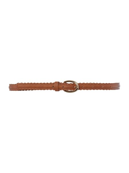 Therapy Therapy scalloped belt