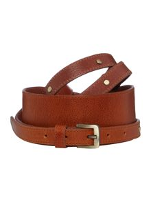 Dickins & Jones Buckle detail waist belt