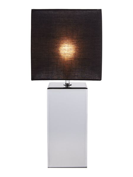 Casa Couture EVA MIRRORED TABLE LAMP