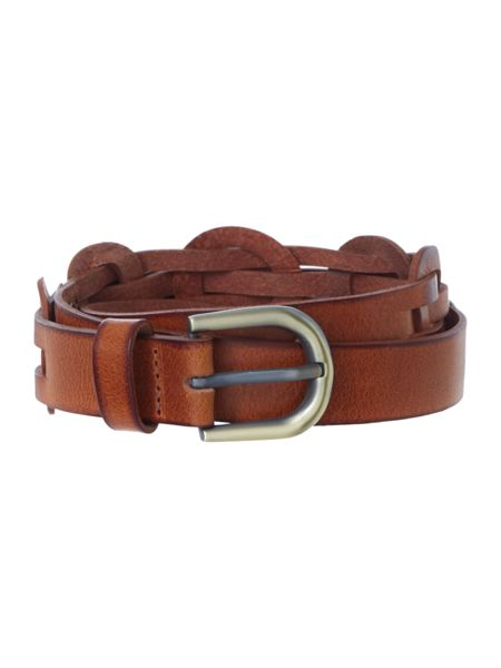 Dickins & Jones Weave jeans belt