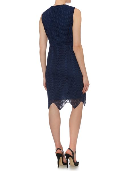 Pied a Terre Kiara lace bodycon dress