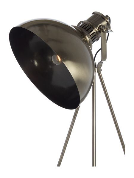 Linea Georgie Industrial Floor Lamp