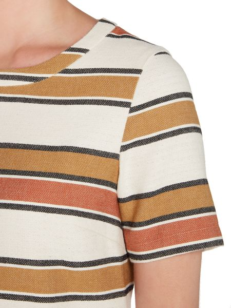 Dickins & Jones Striped Shift Dress
