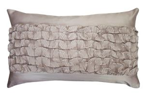 Kylie Minogue Christa Oyster Co-ordinating Cushion