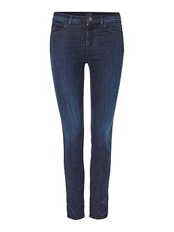 J74 Mai high rise skinny crop jean in