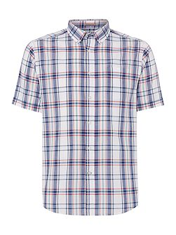 Massena Check Short Sleeve Shirt