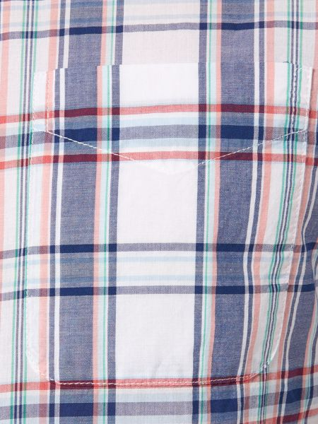 Howick Massena Check Short Sleeve Shirt