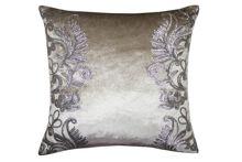 Kylie Minogue Scroll Praline Co-ordinating Cushion