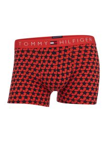 Tommy Hilfiger Star heart print trunk