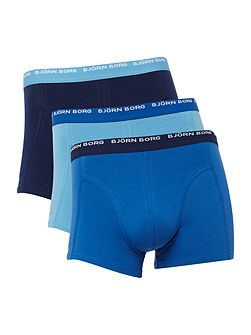 Men's Bjorn Borg 3 pack of colour block