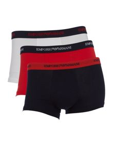 3 pack ea waistband trunk